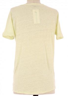 Vetements Tee-Shirt 123 JAUNE