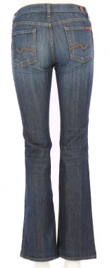 Vetements Jeans 7 FOR ALL MANKIND BLEU MARINE