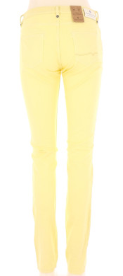 Vetements Jeans MAISON SCOTCH JAUNE