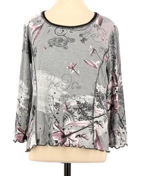 Tee-Shirt CHRISTINE LAURE Femme T1