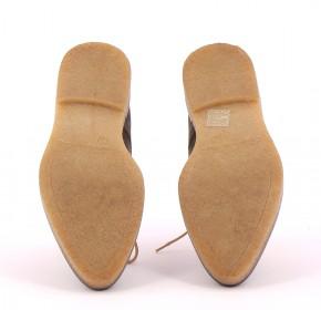 Chaussures Derbies ELIZABETH STUART MARRON