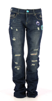 Jeans DESIGUAL Femme W28