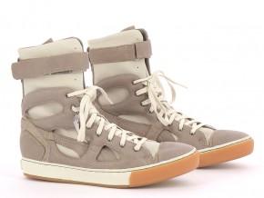 Chaussures Sneakers MCQ ALEXANDER MCQUEEN BEIGE