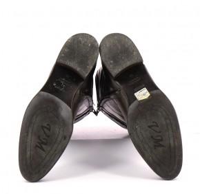 Chaussures Bottes VIC MATIé CHOCOLAT