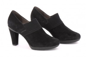 Chaussures Bottines / Low Boots GEOX NOIR