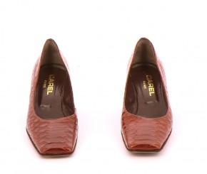 Chaussures Escarpins CAREL PARIS MARRON