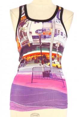 Tee-Shirt CUSTO BARCELONA Femme T1