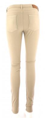 Vetements Pantalon LEON & HARPER BEIGE