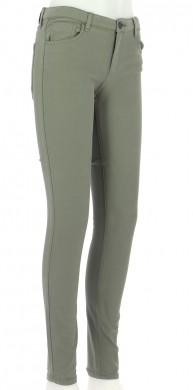 Vetements Pantalon LEON & HARPER KAKI