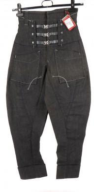 Pantalon MARITHE ET FRANCOIS GIRBAUD Femme FR 36