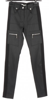 Vetements Pantalon BISCOTE NOIR