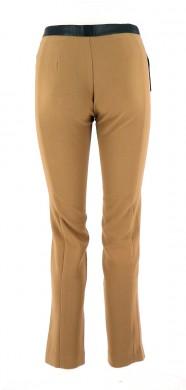 Vetements Pantalon BISCOTE BEIGE