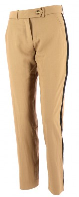 Vetements Pantalon BISCOTE BEIGE