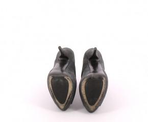 Chaussures Sandales MIU MIU GRIS