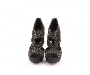 Chaussures Sandales MIU MIU NOIR