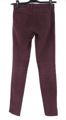 Vetements Jeans J BRAND BORDEAUX