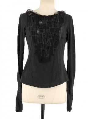 Tee-Shirt MARITHE ET FRANCOIS GIRBAUD Femme FR 40