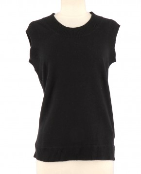 Vetements Top ERIC BOMPARD NOIR