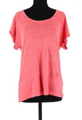 Tee-Shirt COMPTOIR DES COTONNIERS Femme T2