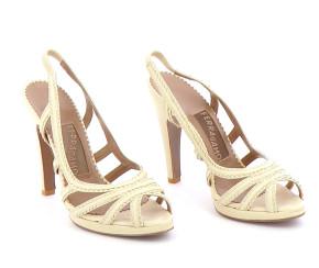 Sandales SALVATORE FERRAGAMO Chaussures 37