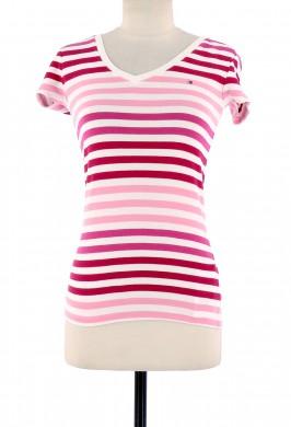 Tee-Shirt TOMMY HILFIGER Femme XS