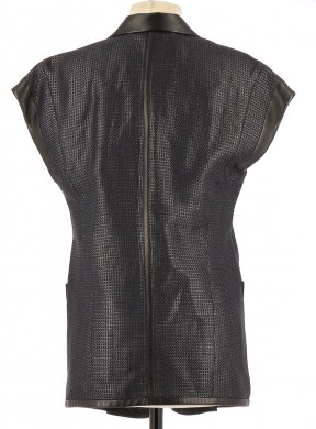 Vetements Gilet BARBARA BUI NOIR