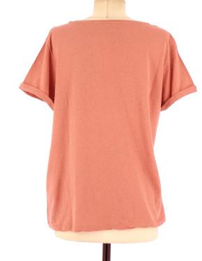 Vetements Tee-Shirt A.P.C. ROSE