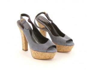 Escarpins SERGIO ROSSI  Chaussures 38.5