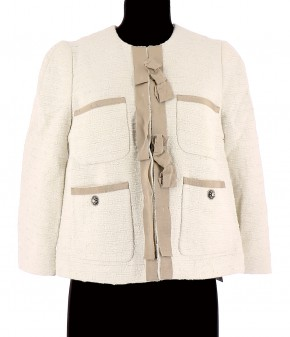 Vetements Veste / Blazer TWINSET BLANC