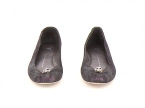 Chaussures Ballerines GIUSEPPE ZANOTTI VIOLET