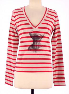 Tee-Shirt JEAN PAUL GAULTIER Femme M