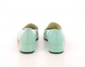 Chaussures Mocassins HEYRAUD BLEU CLAIR