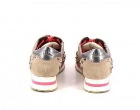 Chaussures Sneakers LIU JO BEIGE