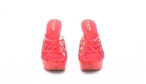 Chaussures Mules SERGIO ROSSI  ROSE