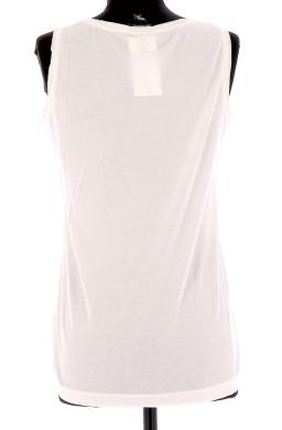 Vetements Tee-Shirt DKNY BLANC
