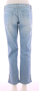 Vetements Jeans MARITHE ET FRANCOIS GIRBAUD BLEU