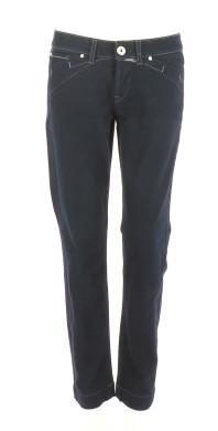 Vetements Jeans MARITHE ET FRANCOIS GIRBAUD BLEU MARINE