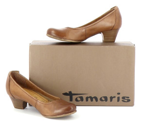 Chaussures Mocassins TAMARIS MARRON