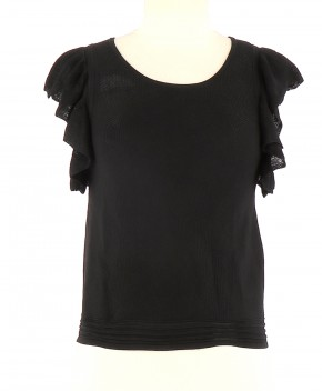Vetements Top SANDRO NOIR