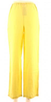 Vetements Pantalon CHACOK JAUNE