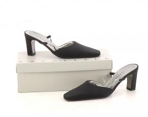Chaussures Mules PARALLELE NOIR
