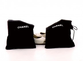 Chaussures Escarpins CHANEL OR
