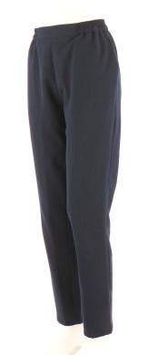 Vetements Pantalon AMERICAN VINTAGE BLEU MARINE