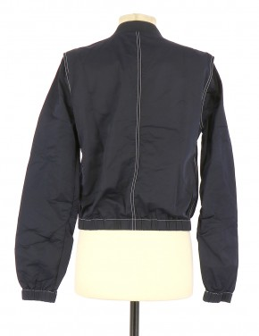 Vetements Blouson ONE STEP BLEU MARINE