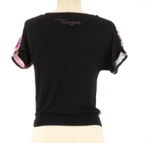 Vetements Tee-Shirt DESIGUAL MULTICOLORE