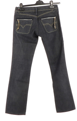 Vetements Pantalon DIESEL BLEU MARINE