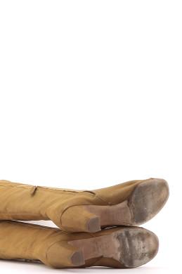 Chaussures Bottes CHANEL BEIGE