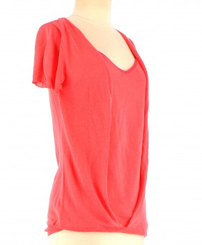 Vetements Top ONE STEP ROSE