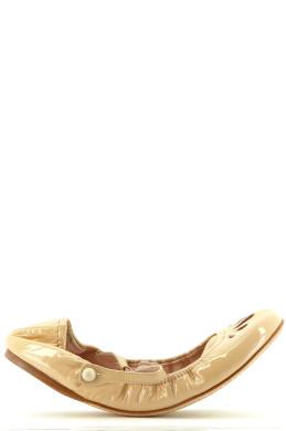 Chaussures Ballerines MIU MIU BEIGE