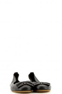 Chaussures Ballerines MINELLI NOIR